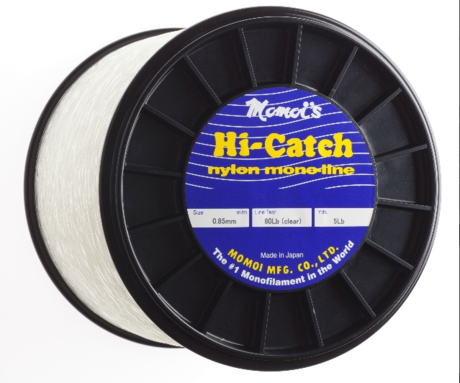 MOMOI HI-CATCH BIG GAME NYLON 1000m-0.85mm/80lb-PROZORNI