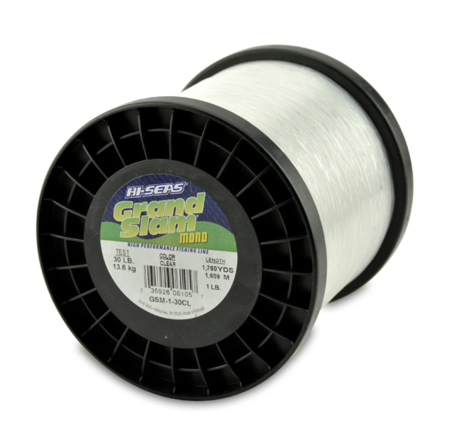 GRD SLM MONOFIL.-0.55mm 30LB-1760YD-CLEAR