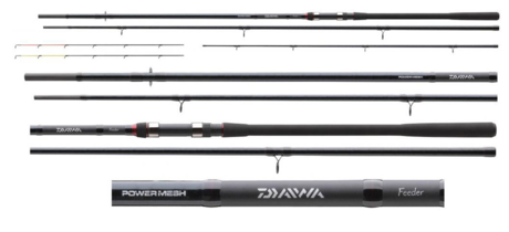 DAIWA  POWERMESH FEEDER 3.9m-150g-11780-395