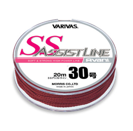 VARIVAS ASSIST LINE RED 20m/60