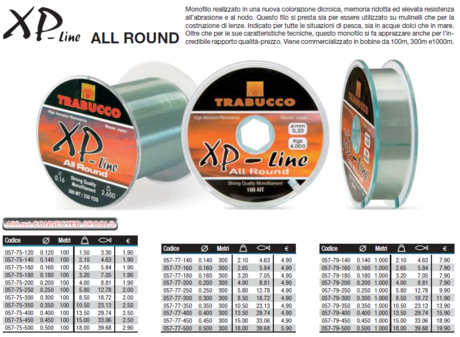 XP ALLROUND-100m 057-75-140  trab
