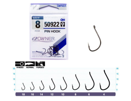 OWNER PIN-HOOK 50922-6